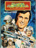 Image for BUCK ROGERS IN THE 25th. CENTURY ANNUAL 1982