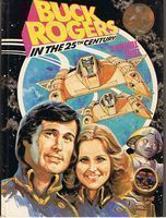 Image for BUCK ROGERS IN THE 25th. CENTURY ANNUAL 1981
