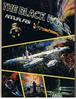 Image for BLACK HOLE [THE] ANNUAL 1981