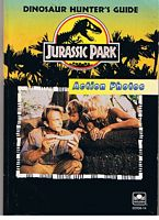Image for JURASSIC PARK - (DINOSAUR HUNTER'S GUIDE)