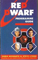 Image for RED DWARF - PROGRAMME GUIDE