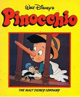 Image for PINOCCHIO - (Carlo Collodi and Walt Disney)