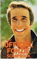 Image for HAPPY DAYS - OFFICIAL FONZIE SCRAPBOOK