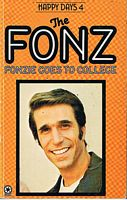 Image for HAPPY DAYS - No.4 - (THE FONZ - Fonzie Goes to College)