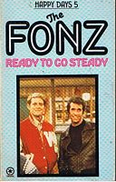 Image for HAPPY DAYS - No.5 - (THE FONZ - READY TO GO STEADY)