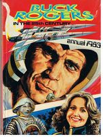 Image for BUCK ROGERS IN THE 25th. CENTURY ANNUAL 1983