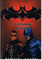 Image for BATMAN & ROBIN - OFFICIAL ANNUAL