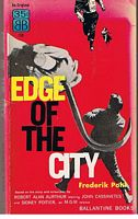 Image for EDGE OF THE CITY