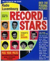 Image for RADIO LUXEMBOURG OFFICIAL BOOK OF RADIO STARS No.3