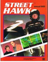 Image for STREET HAWK  ANNUAL 1986