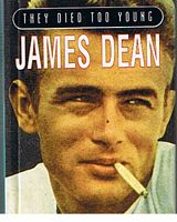 Image for DEAN, JAMES - James Dean - They Died Too Young