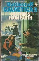 Image for BATTLESTAR GALACTICA NO. 8 - GREETINGS FROM EARTH