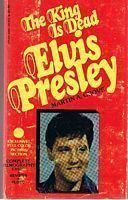 Image for ELVIS PRESLEY - THE KING IS DEAD