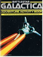 Image for BATTLESTAR GALACTICA - Adventure Activity Book