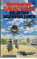Image for BATTLESTAR GALACTICA No. 5 - GALACTICA DISCOVERS EARTH