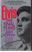 Image for ELVIS PRESLEY - ELVIS - THE FINAL YEARS