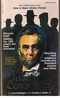 Image for LINCOLN CONSPIRACY [THE]