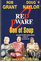 Image for RED DWARF - SON OF SOUP - A Second Serving Of The Least Worst Scripts