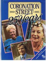 Image for CORONATION STREET - 1960 to 1985 - 25 years