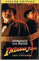Image for INDIANA JONES AND THE LAST CRUSADE - Junior Novelisation