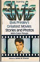 Image for ELVIS PRESLEY - STARRING ELVIS: Elvis Presley's Greatest Movies