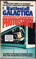Image for BATTLESTAR GALACTICA - THE PHOTOSTORY