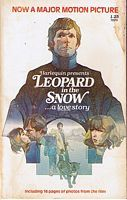 Image for LEOPARD IN THE SNOW