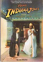 Image for YOUNG INDIANA JONES AND THE SECRET CITY (No.4)