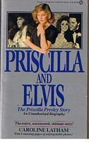 Image for PRISCILLA AND ELVIS - The Priscilla Presley Story - An Unauthorized Story