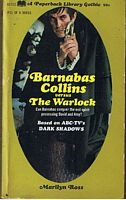 Image for BARNABAS COLLINS VERSUS THE WARLOCK