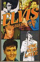 Image for ELVIS THE LEGEND LIVES