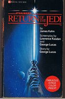 Image for RETURN OF THE JEDI